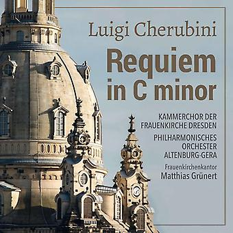 Cherubini / Lattke / Grunert - Missa in C Minor [CD] USA import