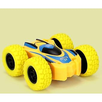 Double-sided Inertia Toy Car, Resistance Stunt Rolling Off-road Vehicles