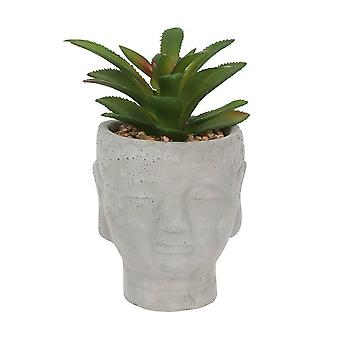 Something Different Buddha Head Planter