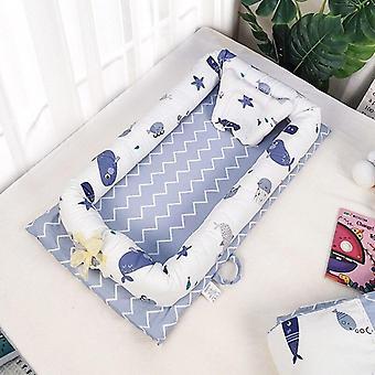 Vauvansänky Puuvilla Kannettava sänky