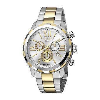 Ferre Milano Quartz Silver Dial Men's Watch FM1G095M0081