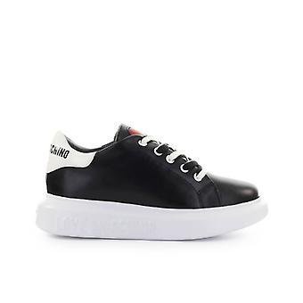 Love Moschino Black White Sneaker
