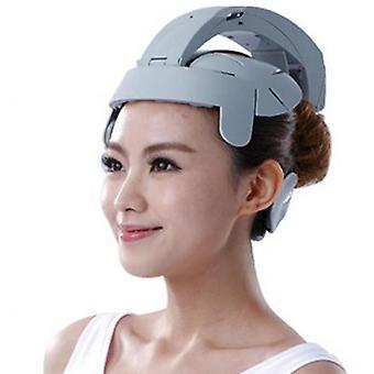جهاز تدليك الرأس الكهربائية متعددة الوظائف آلة تدليك الاهتزاز الوخز بالإبر نقاط تدليك الرأس فروة الرأس