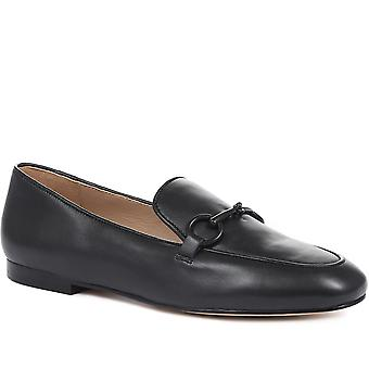Jones Bootmaker Womens Mara Leather Ladies Loafers