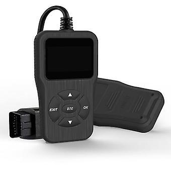 Auto Car Diagnostic Tool Scanner OBDTool Car Automotive Erase/Reset Fault Codes Diagnostic Scanner Code Reader V100