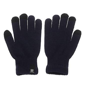 Iarna tricotate lână Touch Screen Full Finger Gloves