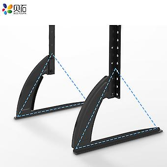 BEISHI Universal TV Stand Base For 32'' 65(Black)