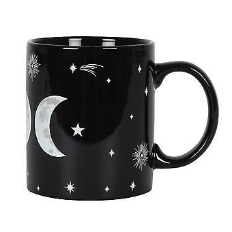 Something Different Triple Moon Mug