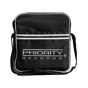 Priority - Priority Logo Zip Top Record Bag