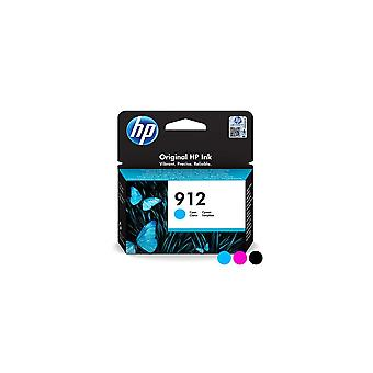 Cartucho de tinta original Hp 3yl7 2.93 Ml-8.29 Ml