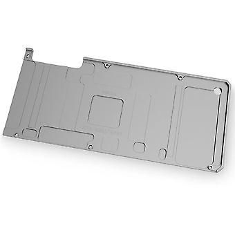 Bloques de agua EK EK-Quantum Vector RTX 3080/3090 Backplate - Níquel