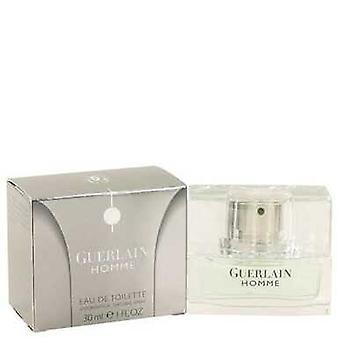 Guerlain Homme av Guerlain Eau de Toilette spray 1 oz (menn) V728-501167