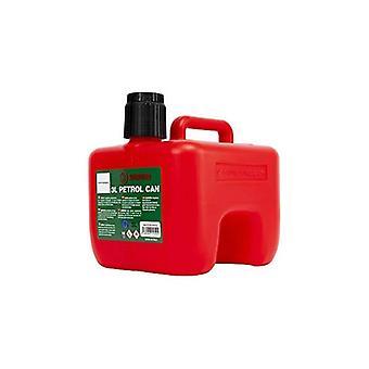 Botella MOTOR16510 Plástico Rojo (3 L)