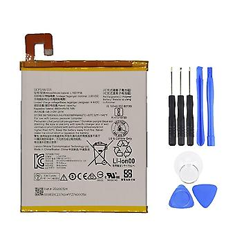 Replacement 4850mah Battery For Lenovo Plus With Tools Built In Li-polymer