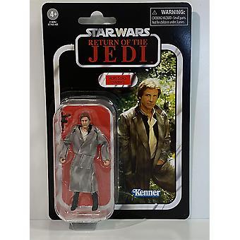 Han Sol Endor Star Wars Jedi Kenner Hasbro F1899 återkomst