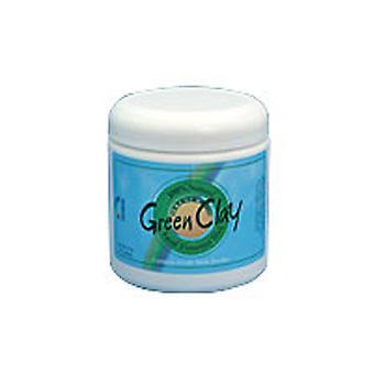 Rainbow Research French Green Clay Powder, 8 OZ