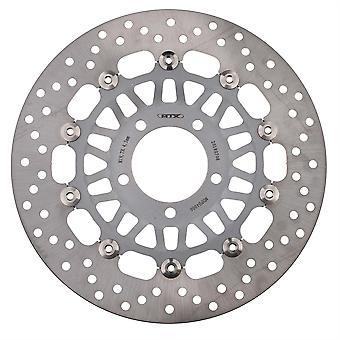 Disque de frein MTX avant / Flottant Triumph Sprint RSe T509,955i, Daytona T595,955i
