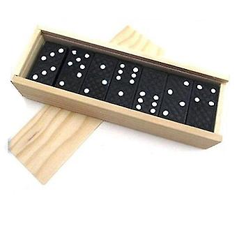 Building Blocks Stacking Toys Domino Board Games Science Teaching Domino Toys