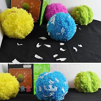 Creative Home Floor Automatic Rolling Ball Vacuum Cleaner Mop Ball Cleaner