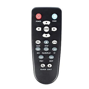 fjernkontroll for WD TV Digital WDTV Live TV Plus Mini HD Hub Media Player WDTV001RNN