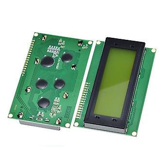Modrý zelený lcd modul podsvícení pro Arduino