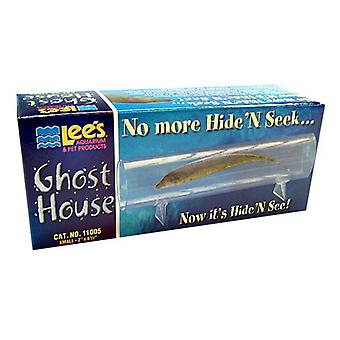 """Lees Ghost House - Small - 6"""" Long"""