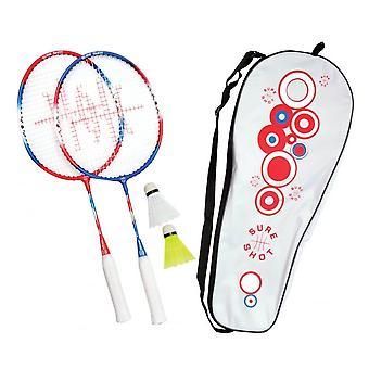 Sure Shot London 2 Player Junior Racket & Play Set