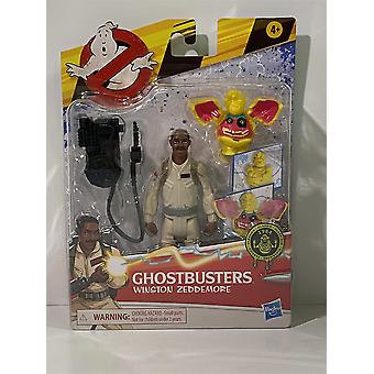 Ghostbusters Winston Zeddemore Classic 1984 Ghost Fright Fearure Hasbro E9767A