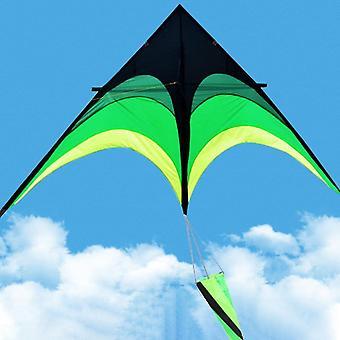 Kites large delta long tail kite kids adults 1.6M string huge kites outdoor game toys