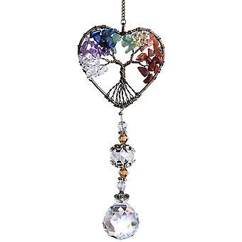Suncatcher Kristall hängen Debehang handgemachte Fenster Ornament