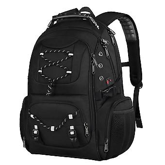 Large Capacity Backpack 17 Rucksack With Usb Port