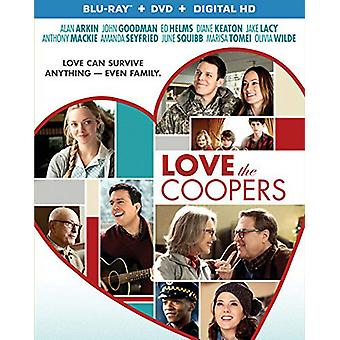 Love the Coopers [Blu-ray] USA import