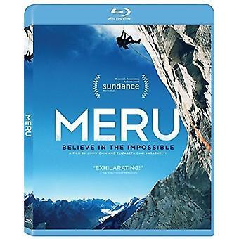 Meru [Blu-ray] USA import