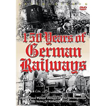 150 Years of German Railways [DVD] USA import