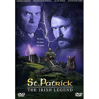 St. Patrick-Irish Legend [DVD] USA import