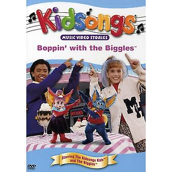 Kidsongs - Boppin' with the Biggles [DVD] USA import