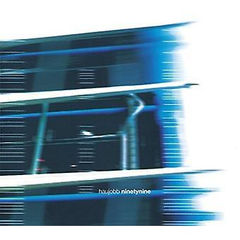 Haujobb - importation de quatre-vingt-dix-neuf [Vinyl] é.-u.