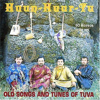 Huun-Huur-Tu - soixante chevaux dans mon troupeau [CD] USA import