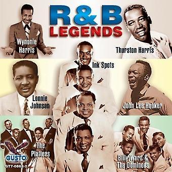 R & B Legends - R & B Legends [CD] USA import