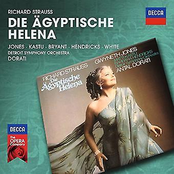 Jones/Kastu/Hendricks/Dorati/Dso - Decca ópera: Importación de Estados Unidos Strauss Die Agyptische Helena [CD]