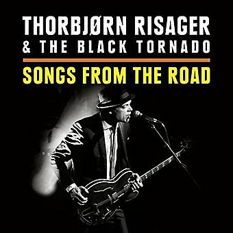 Risagerthorbjorn & the Black Tornado - Songs From the Road [CD] USA import