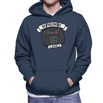 My Other Console Is A Jag Atari Men's Hooded Sweatshirt