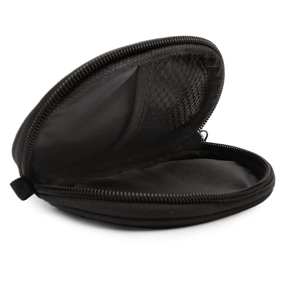 REYTID Small Soft Carry Case Compatible with Sennheiser CX300 MX375 MM30 CX3 MX365 CX275S IE800 IE60 IE80 IE8i IE4 CX280 CX2 4 5 Earphones - Replacement Portable Protective Cover Pouch Bag