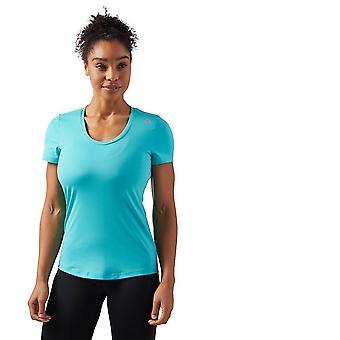 リーボック Wor SW ティー CF8683 トレーニングのすべての年の女性 t シャツ