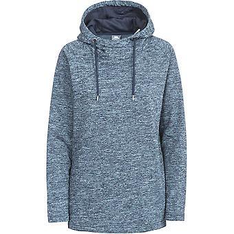 Trespass damskie/Panie natknąć się Bluzy z kapturem włókniny