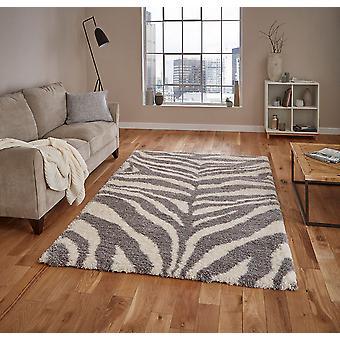 Portofino M289 Ivory Grey rechthoek tapijten Plain/bijna gewoon tapijten