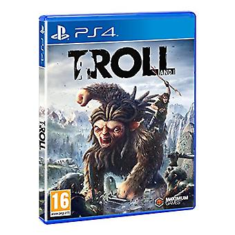 Troll and I (PS4) - New