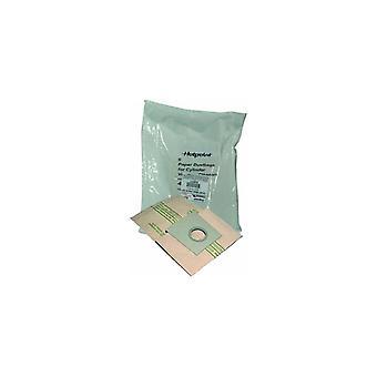 Bolsa de papel filtro Indesit vacío - paquete de 5