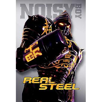 Real Steel Movie Poster (27 x 40)
