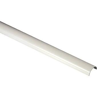 Hama Trunking Aluminium White Rigid (L x W x H) 1100 x 33 x 18 mm 1 pc(s) 00083172
